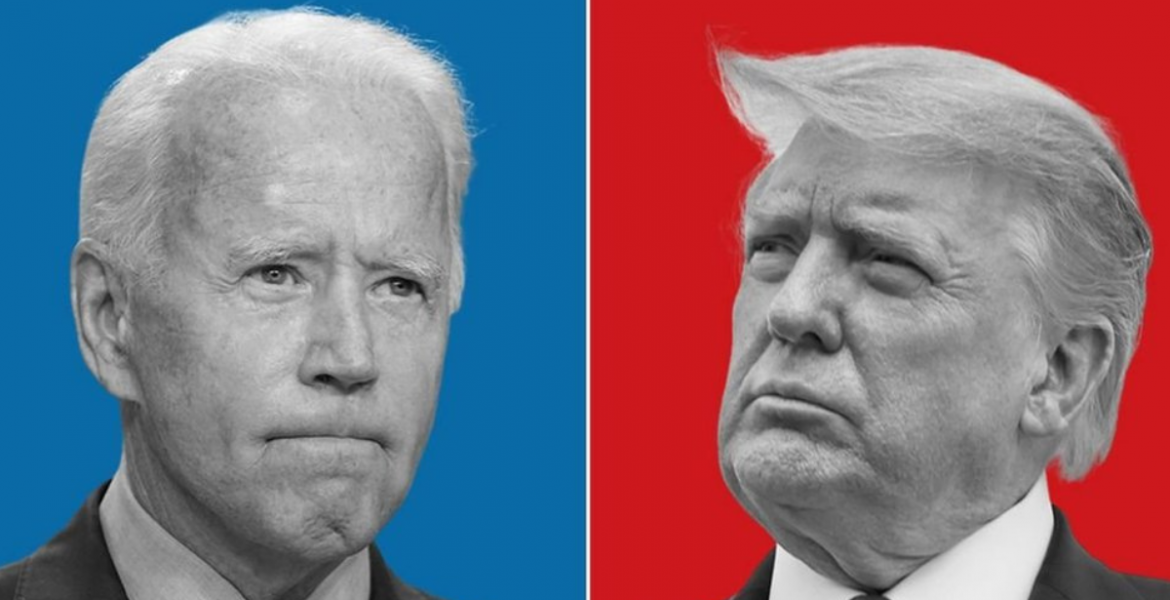 En la recta final de las elecciones, Trump y Biden disputan Florida