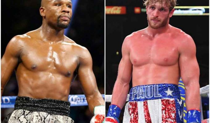 Mayweather regresa para pelea de exhibición con el youtuber Logan Paul