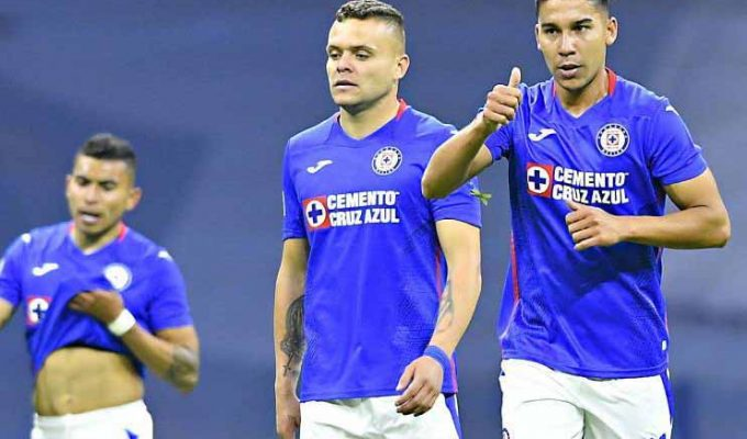 Cruz Azul ya es segundo de la tabla general de la Liga MX