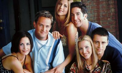 'Friends: the reunion' finaliza rodaje para HBO Max