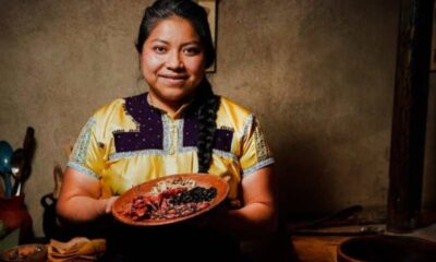 Chef indígena de Chiapas destaca en 50 Best Restaurants